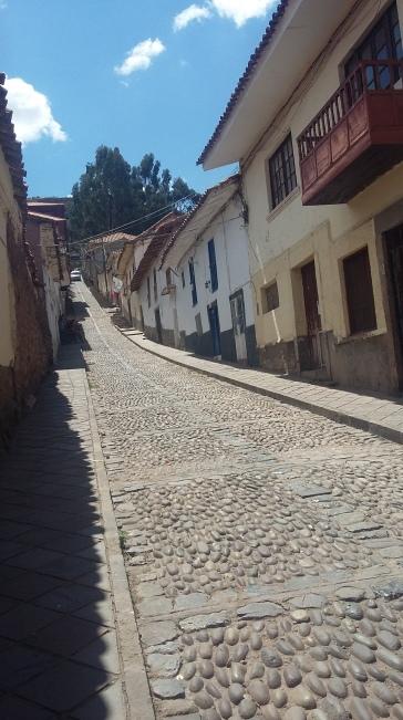 Calle Arco Iris